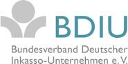 Bundesverband Deutscher Inkasso-Unternehmen e.V. Logo