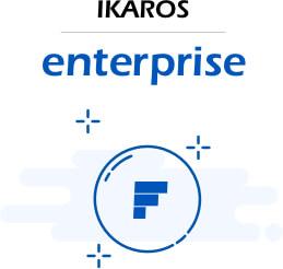 IKAROS enterprise Kachel