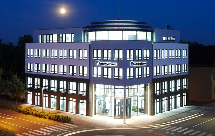 Ferber-Software Gebäude