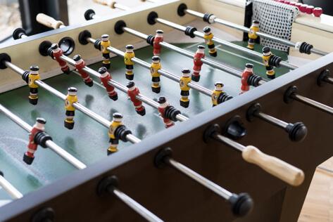 Ferber-Software Kicker Spieltisch