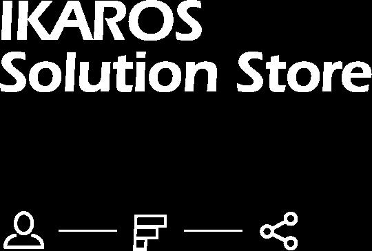 IKAROS Solution Store - Titel mit Bild