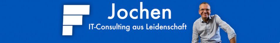YouTube Kanal Jochen - IT-Consulting aus Leiderschaft