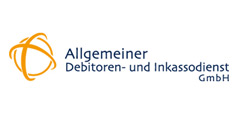 Allgemeiner Debitoren u. Inkassodienst GmbH Logo