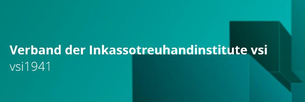 VSI Verband Schweizerischer Inkassotreuhandinstitute Logo