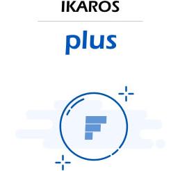 IKAROS plus Kachel