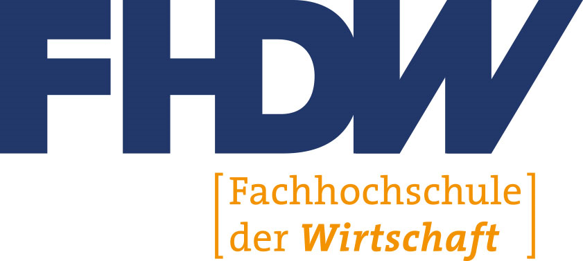 Fachhochschule der Wirtschaft (FHDW) Logo